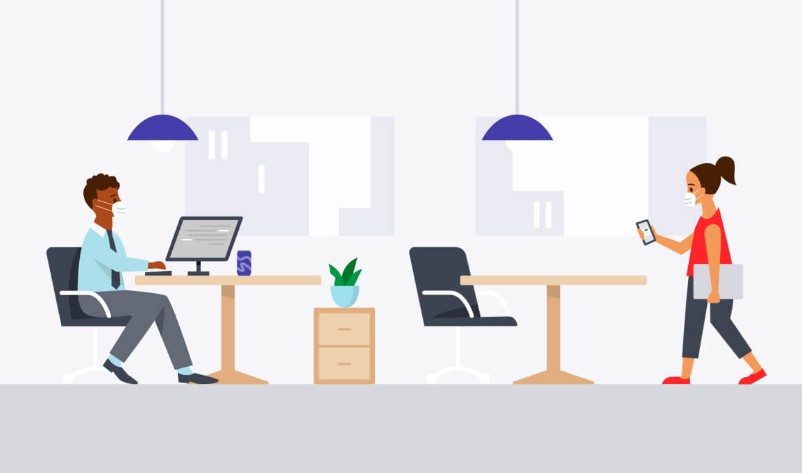 What is hot desking and why does your office need it now?