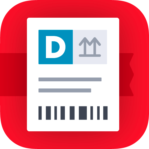 Deliveries app icon