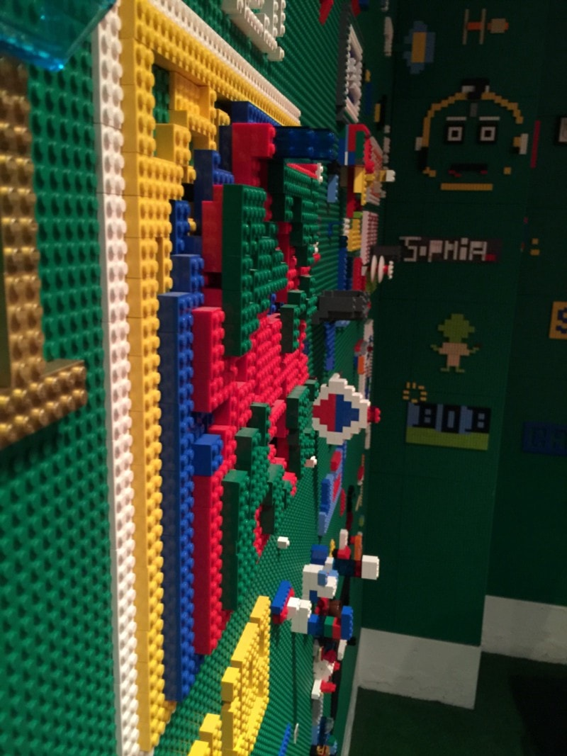 Office Hack #2 — The Wall Of Lego | Envoy